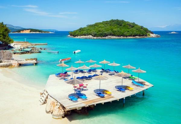 mejores playas de albania 1-min