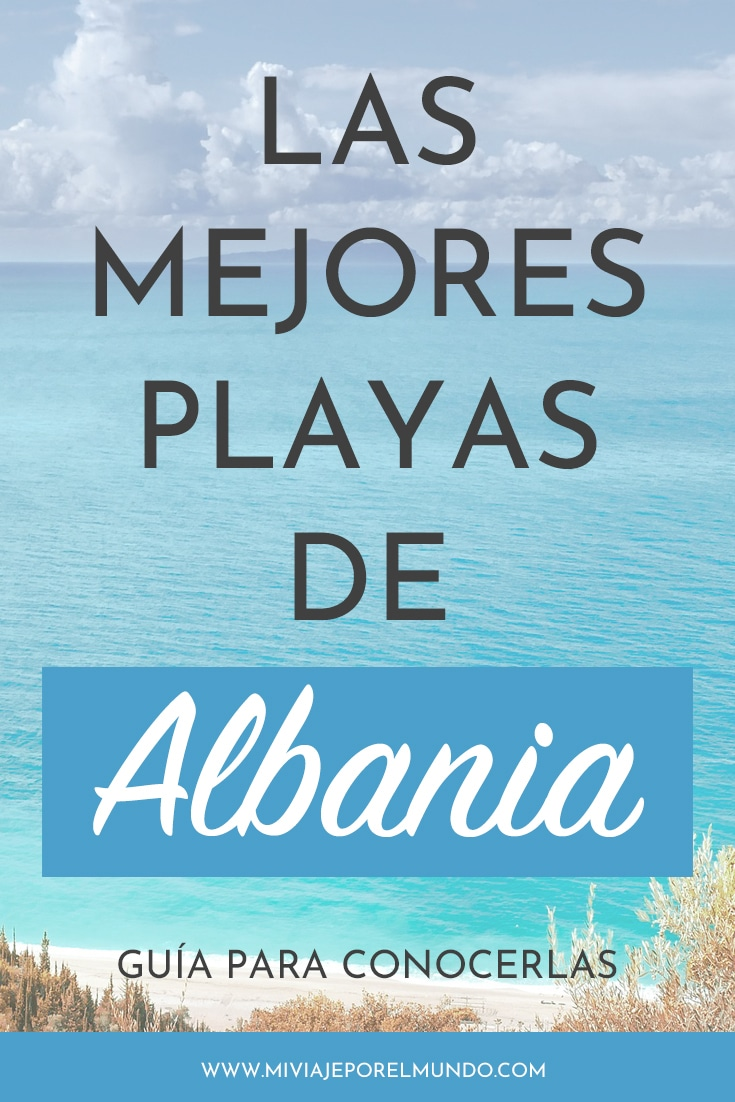 mejores playas de albania