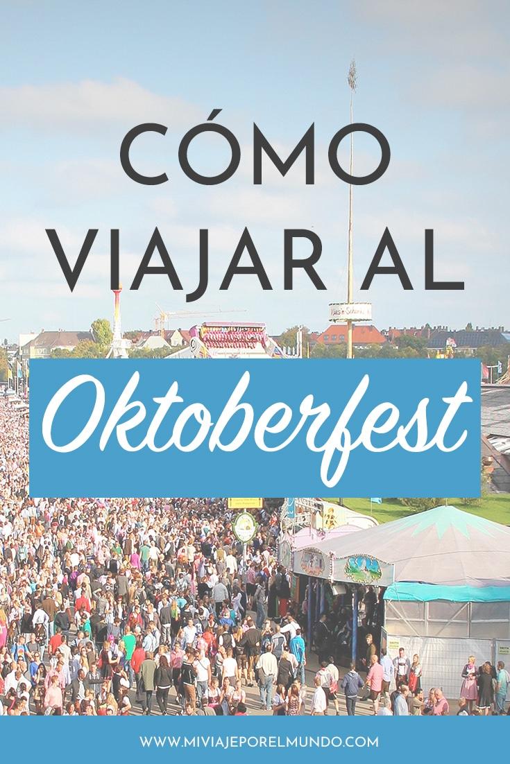 como viajar al oktoberfest