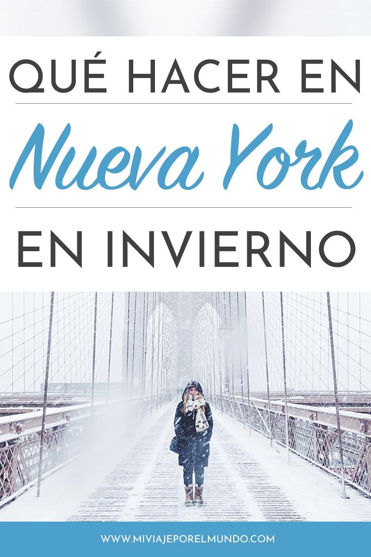 que hacer en nueva york en invierno