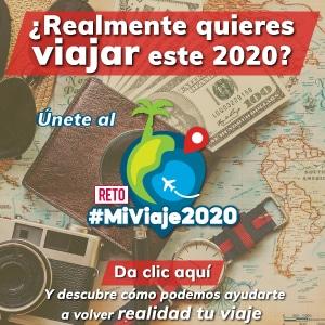 Reto #MiViaje2020