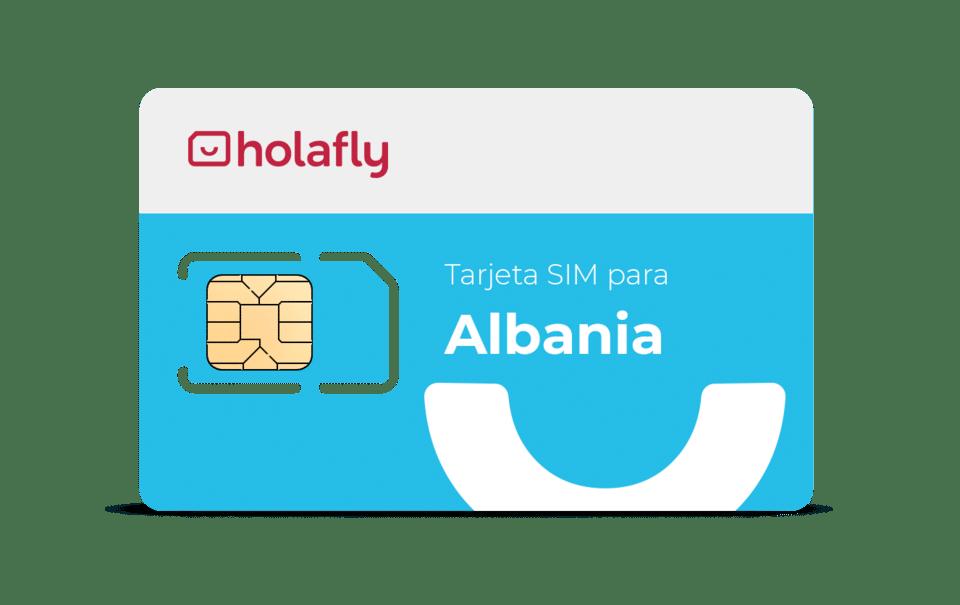 tarjeta sim albania
