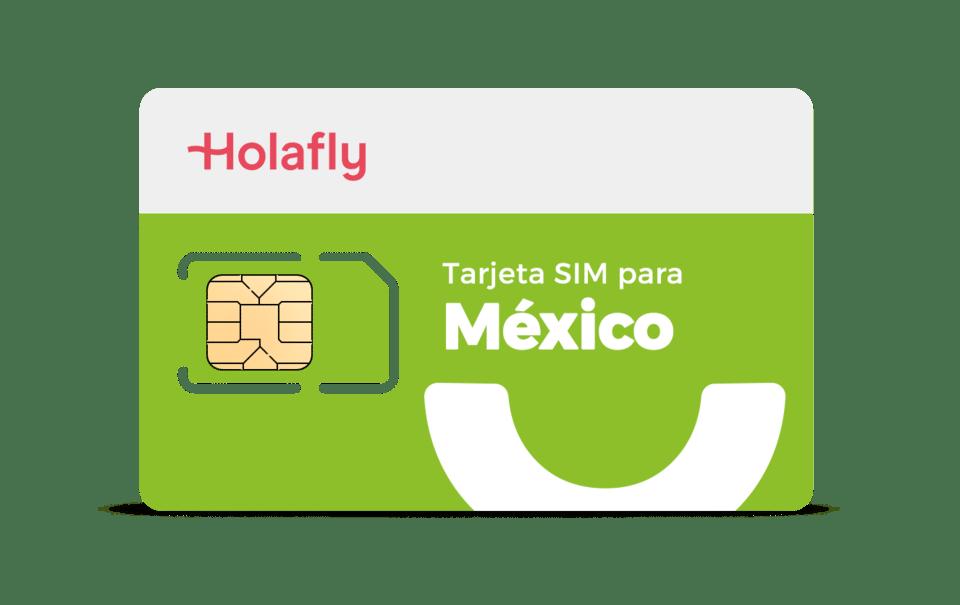 tarjeta sim Mexico